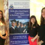 瑞士Montreux-Business-school拜訪