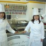 2011.4.13 瑞士廚藝學院學習歐式廚藝及禮儀