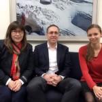 2016-01-12-瑞士商務辦事處副處長Mr-Bienz合影